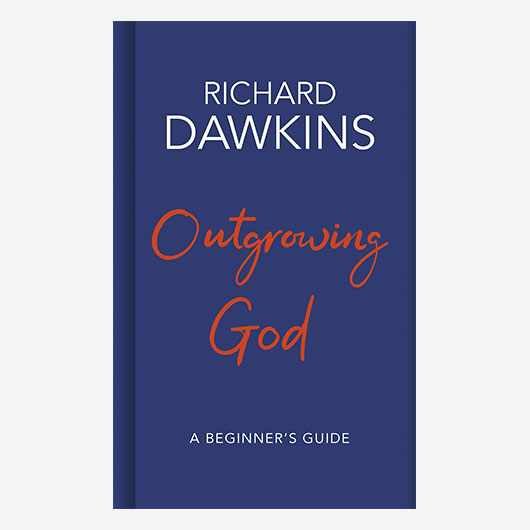 Outgrowing God by Richard Dawkins is out now (£14.99, Bantam Press)