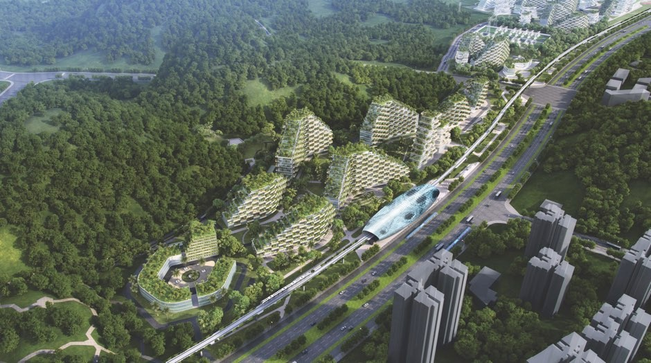 Building for the future: three eco-cities preparing for overpopulation, rising sea levels and air pollution