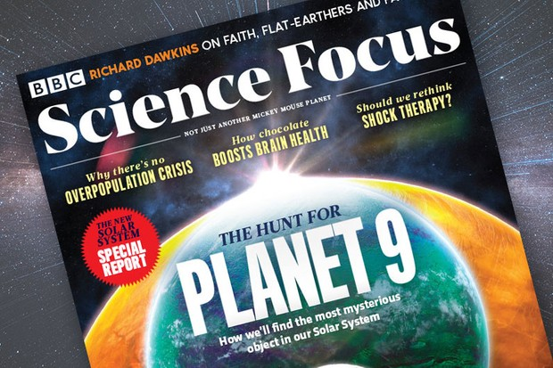 The hunt for Planet 9: How we'll find the most mysterious object in the Solar System
