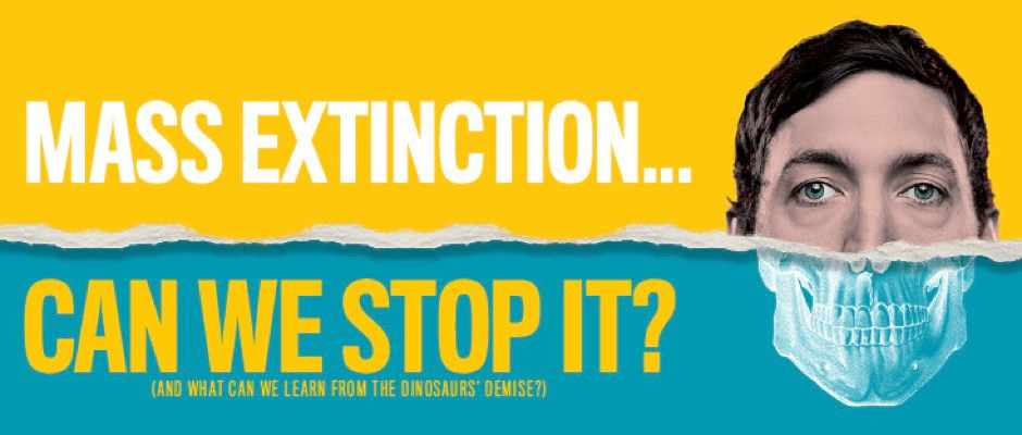Mass extinction: Can we stop it? © Tidy Designs