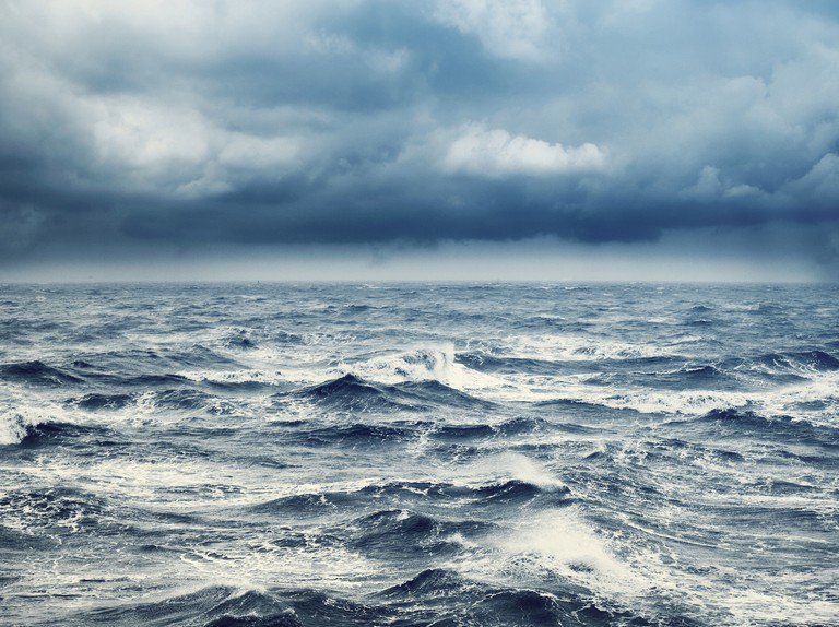 What would happen if all the salt in the oceans suddenly disappeared?