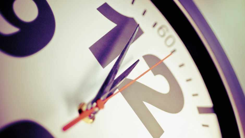 Why does time speed up when you get older? © Getty Images