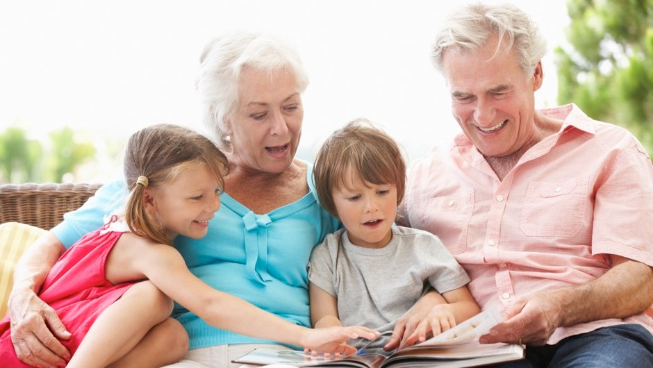 Telling stories: why your elderly relatives are the best storytellers