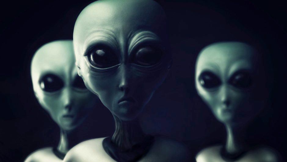 UFOs and alien life
