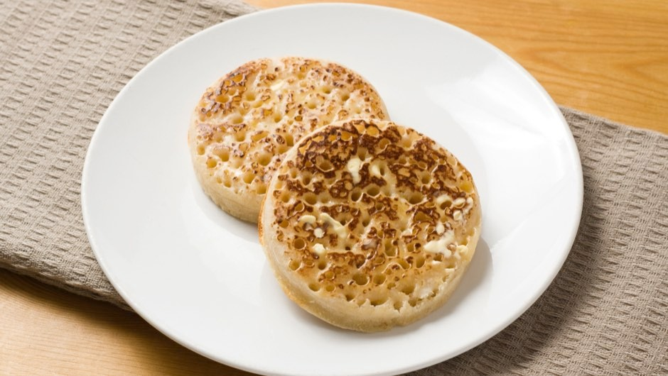 Why do I have an irrational fear of crumpets?
