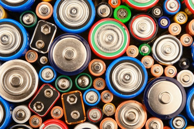 How are batteries recycled? © Getty Images