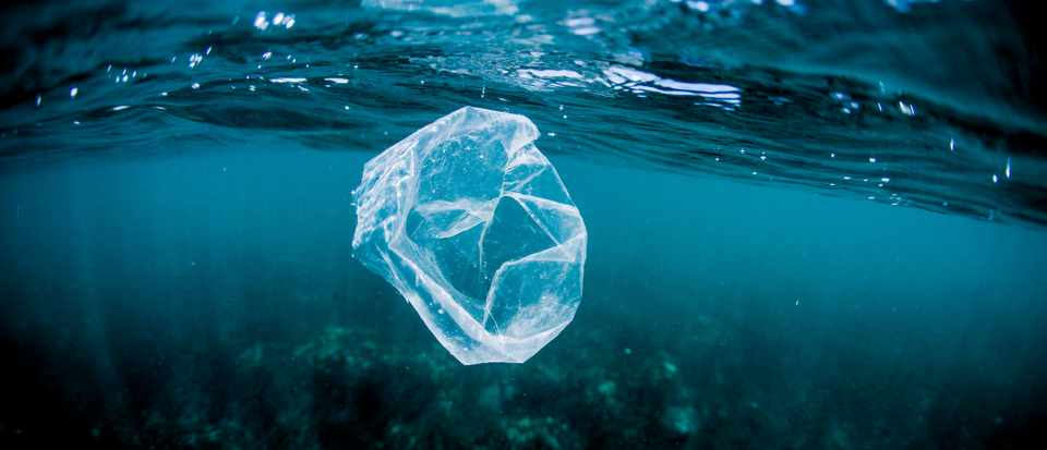 How does plastic get into the oceans? © Getty Images