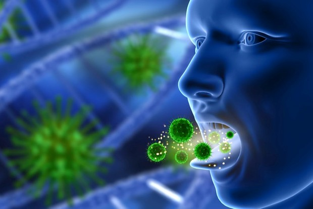 New device has a 'nose' for sniffing bacteria on the breath © Getty Images