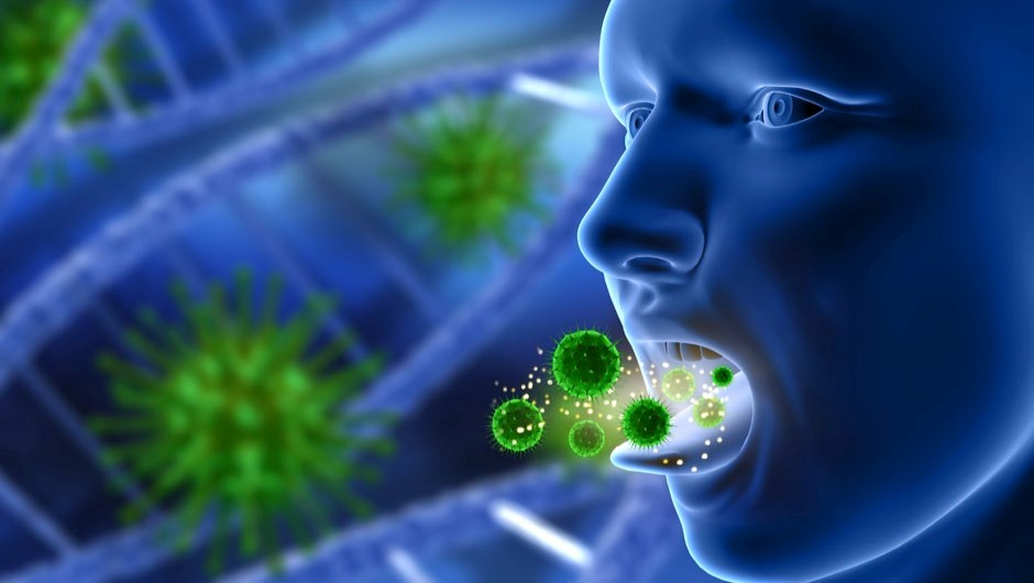 New device has a 'nose' for sniffing bacteria on the breath
