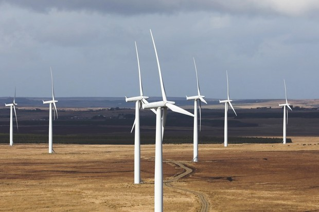Europe has enough untapped windfarm capacity to meet global energy needs © Getty Images