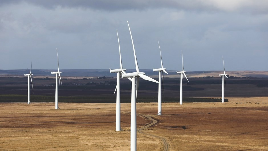 Europe has enough untapped windfarm capacity to meet global energy needs