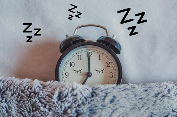 I wake up at 4am every morning and can't get back to sleep. What can I do to fall asleep again? © Getty Images
