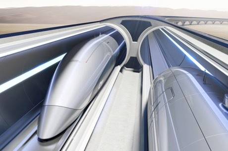 Five innovative vehicles delivering the future of transportation (Hyperloop)