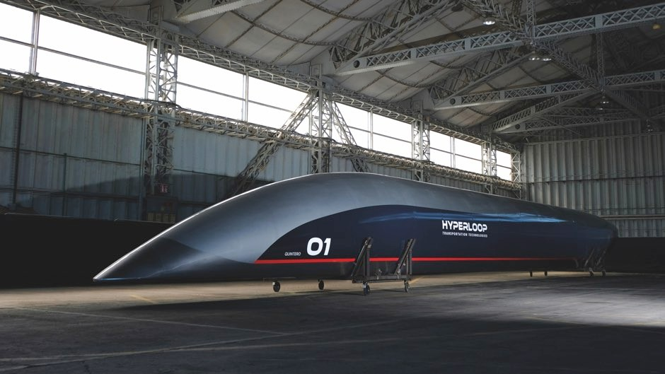 Hyperloop Going loopy