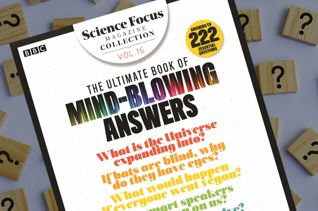The Ultimate Book of Mind-Blowing Answers