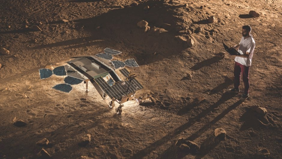 ESA's Martian rover readies for launch