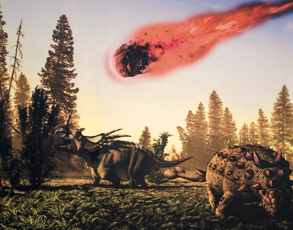 New research suggests the demise of the dinosaurs may not have been caused by an asteroid impact alone © Getty Images