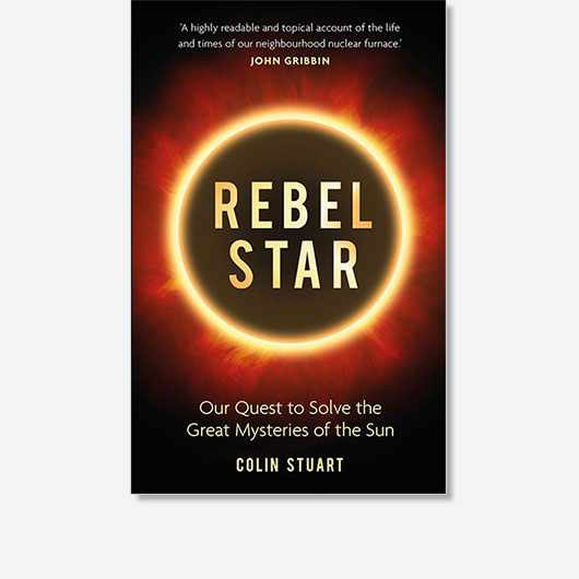 Rebel Star by Colin Stuart (£16.99, Michael O'Mara Books) is out now
