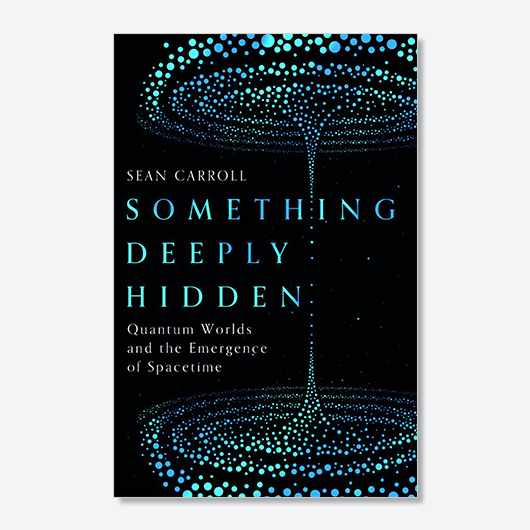 Something Deeply Hidden (£20, Oneworld) by Sean Carroll