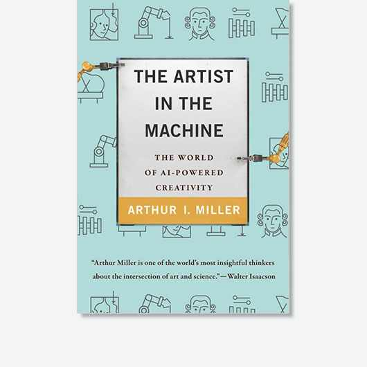 The Artist in the Machine: The World of AI-Powered Creativity by Arthur I Miller (£22.50, MIT Press) is out now