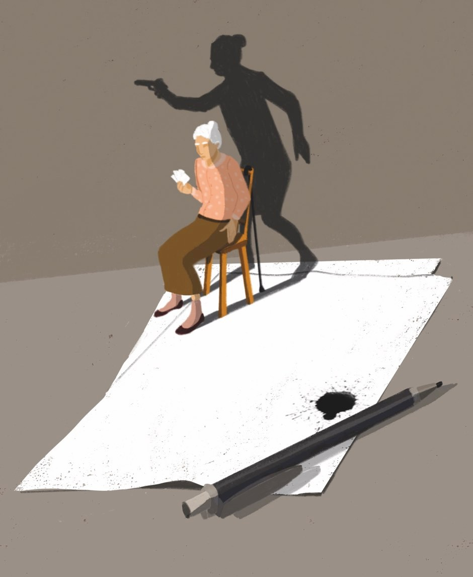 Aleks Krotoski: The art of good storytelling © Giulia Neri