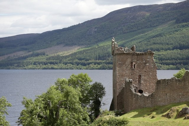 Witnesses continue to report sightings of an unusual creature in the loch (Yui Mok/PA)