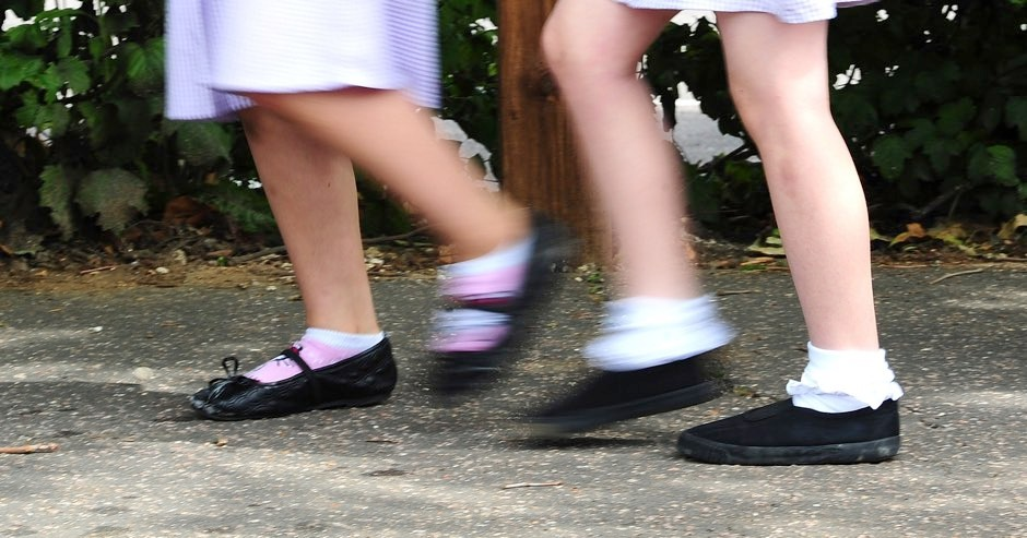 The youngest children in the school year were found to be more likely to be diagnosed with depression © Ian West/PA