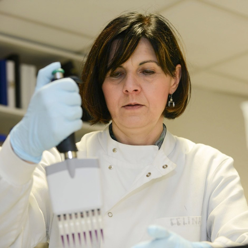 Professor Tatjana Crnogorac-Jurcevic of Barts Cancer Institute, Queen Mary University of London © Pancreatic Cancer Research Fund/PA