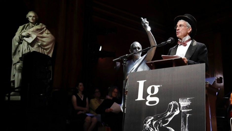 Testicles, pizza and wombat poo: Ig Nobel prize winners announced