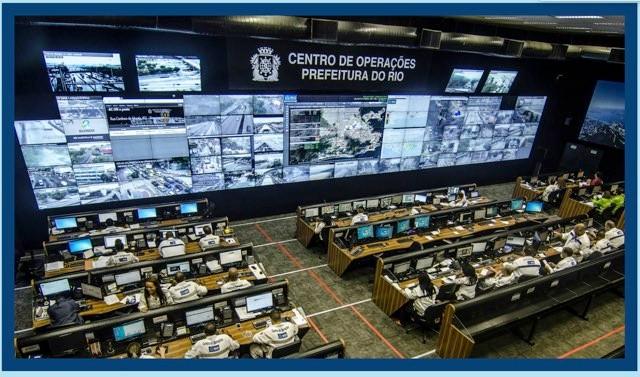 Rio de Janeiro Operation Center built by IBM