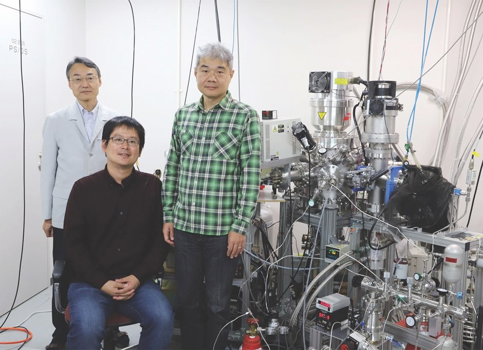 Dr Yasuhiro Oba and his team found the building blocks of life in simulated deep space conditions © Hokkaido University