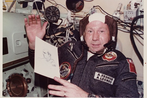 Alexei Leonov, the first person to perform a spacewalk, dies aged 85 © Space Frontiers/Getty Images