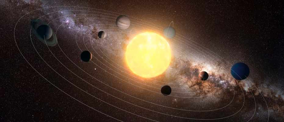 5 fantastic solar system facts © Getty Images