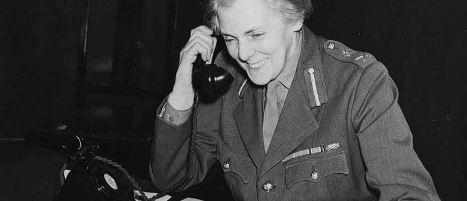 Dame Helen Gwynne-Vaughan © Gerry Cranham/Fox Photos/Getty Images