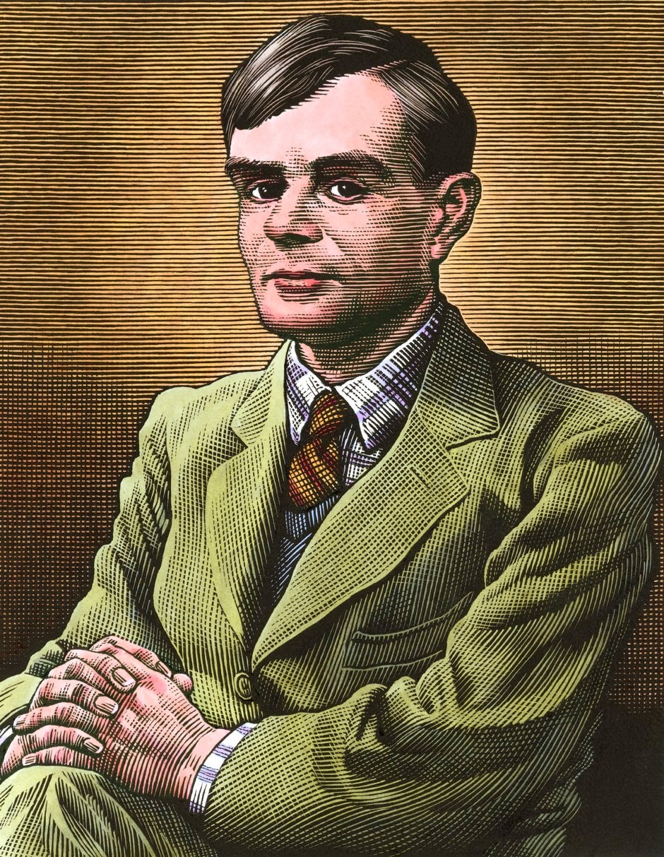 Alan Turing © Science Photo Library/Getty Images Plus