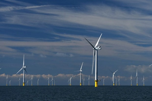 Renewables overtake fossil fuels for UK energy output © Getty Images