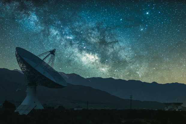 How far from Earth could aliens detect our radio signals? © Getty Images
