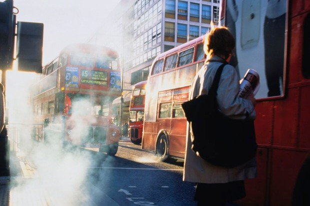 Air pollution triggers hundreds of heart attacks, strokes and asthma attacks © Getty Images