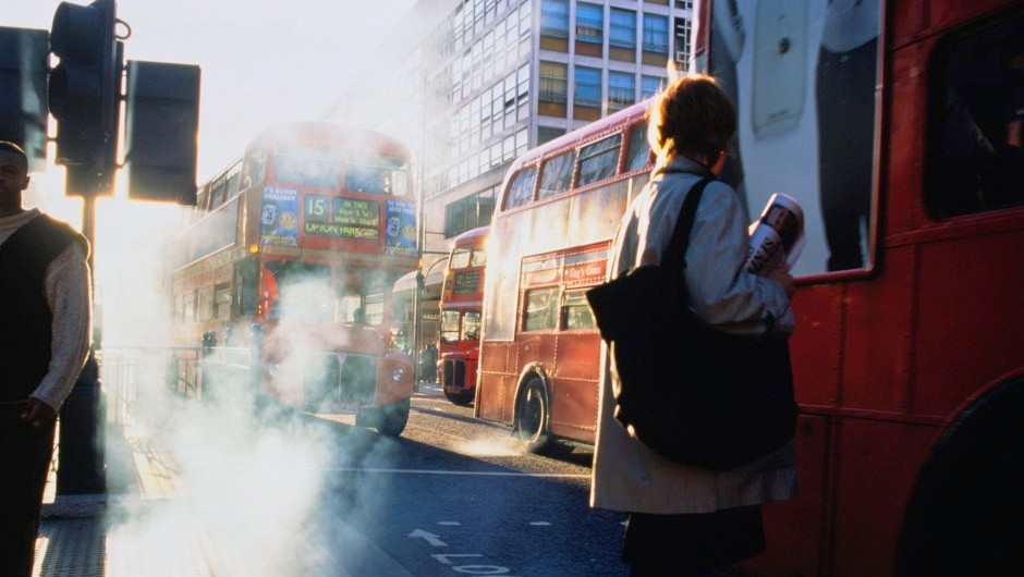 Spikes in air pollution cause 124 extra heart attacks per day
