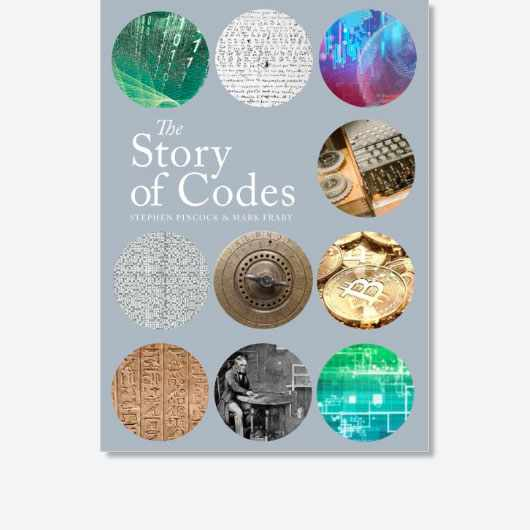 This is an extract from The Story of Codes: The History of Secret Communication by Stephen Pincock and Mark Frary (£19.95, Modern Books)