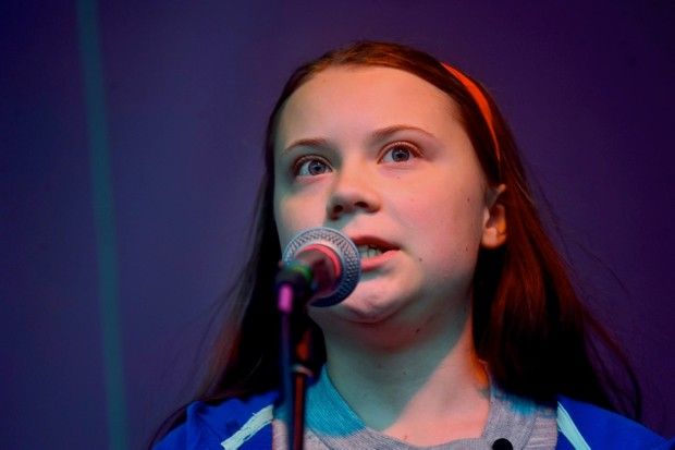 Greta Thunberg has had a tiny beetle named after her ©Victoria Jones/PA