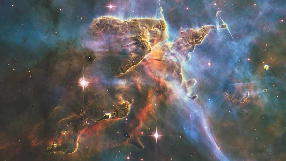 Building blocks of life could have formed in interstellar clouds © NASA