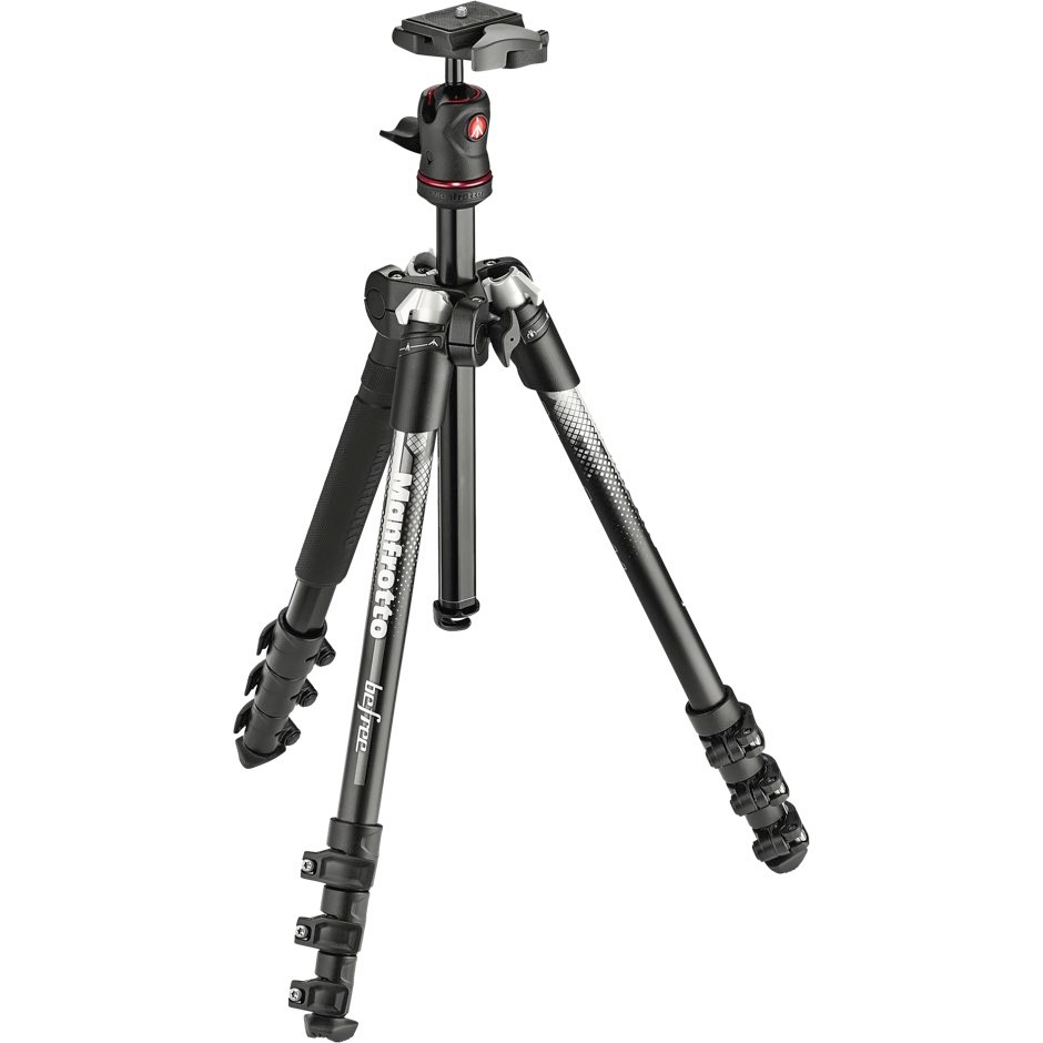 Manfrotto Befree Aluminium Travel Tripod