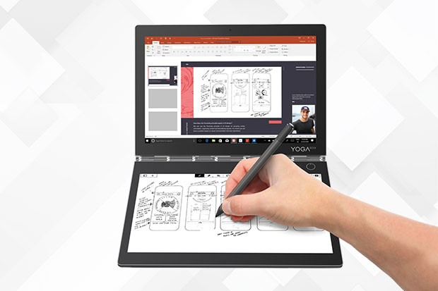 Lenovo Yoga Book C390
