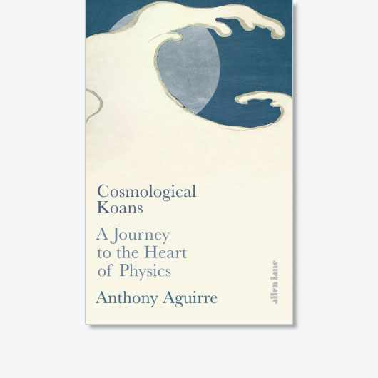 Cosmological Koans: A Journey to the Heart of Physics by Anthony Aguirre is available now (£20, Allen Lane)