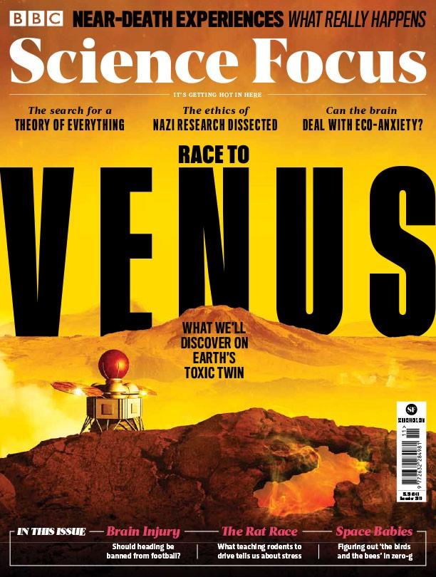 Race to Venus © Andy Potts