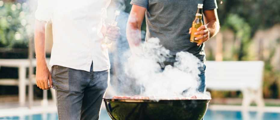 Beer could, quite literally, be fuelling your future summer BBQ © Getty Images