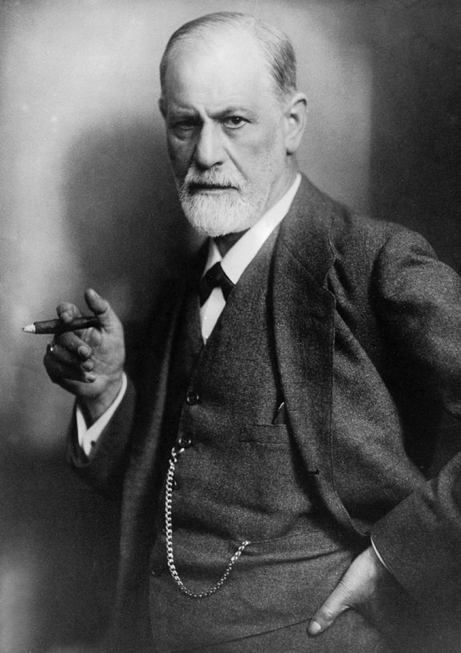 Psychologist Sigmund Freud's work with WWI veterans helped to develop a deeper understanding of trauma © Getty Images
