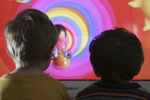 Excessive screen-time linked to changes in preschoolers' brains © Getty Images