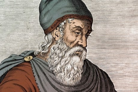 Archimedes: inventor of war machines and calculus (almost) © Getty Images